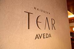 TEAR AVEDA